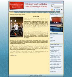 The original website