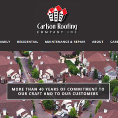 Carlson Roofing Company